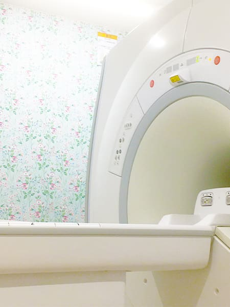 音の静かなMRI