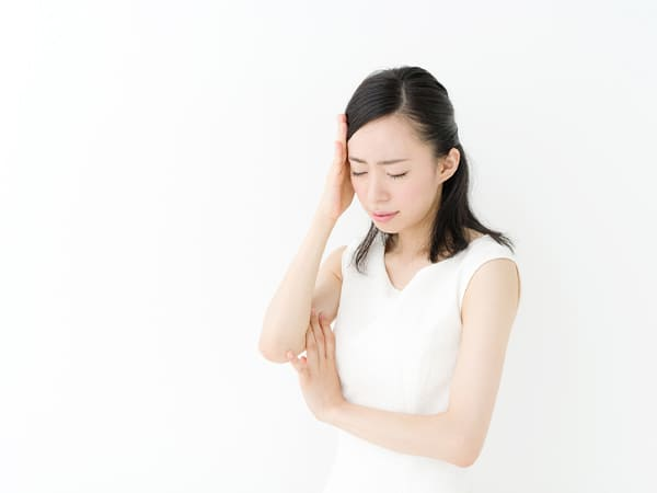 【イメージ画像】頭痛